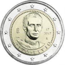 Italia 2017 2 € Titus Livius UNC