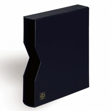 Kansiokotelo, Leuchtturm OPTIMA Classic - musta (301114)