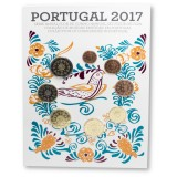 Portugali 2017 Rahasarja FDC