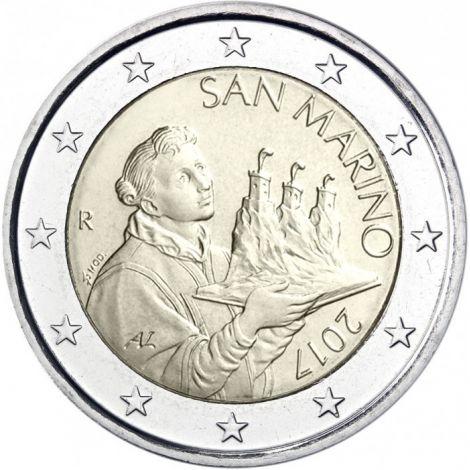 San Marino 2017 2 € UNC