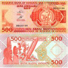 Vanuatu 1993 500 Vatua P5 UNC