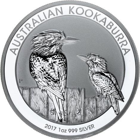 Australia 2017 1 Dollar Kookaburra 1 Unssi HOPEA