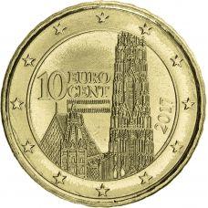 Itävalta 2017 10 c UNC