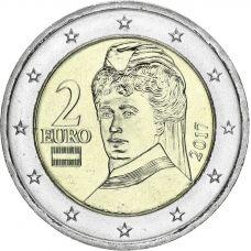 Itävalta 2017 2 € UNC