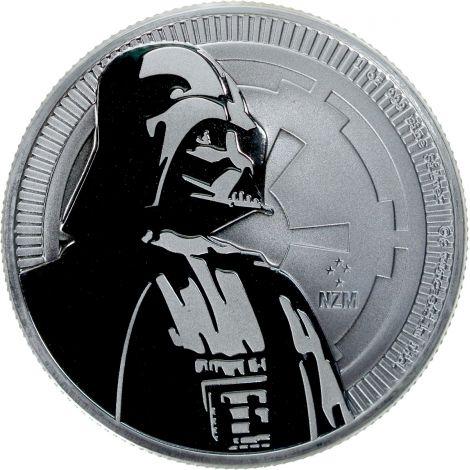 Niue 2017 2 Dollars Darth Vader 1 Unssi HOPEA