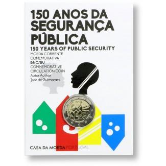 Portugali 2017 2 € Yleinen turvallisuus 150v COINCARD