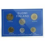 Suomi 1981 Rahasarja UNC