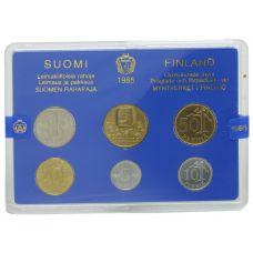 Suomi 1985 Rahasarja UNC