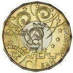 San Marino 2017 5 € Marco Simoncelli UNC