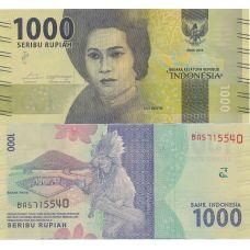 Indonesia 2017 1 000 Rupiah UNC