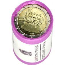 Malta 2013 2 € Itsehallinto 1921 RULLA