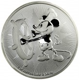 Niue 2017 2 Dollars Mickey Mouse 1 Unssi HOPEA