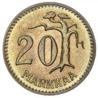 20 Markkaa