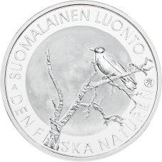 Suomi 2017 10 € Suomalainen luonto HOPEA PROOF