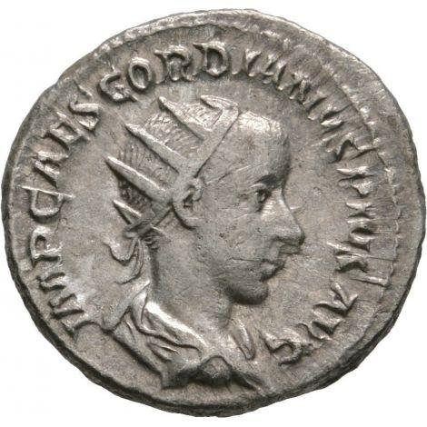 Rooman valtakunta 238-244 Denar #2 HOPEA