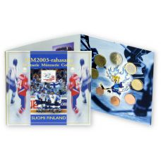 Suomi 2003 Rahasarja Jääkiekon MM BU