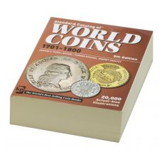 World Coins 1701-1800 5th edition Luettelo