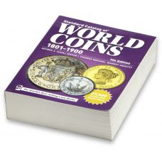 World Coins 1801-1900 7th Edition Luettelo