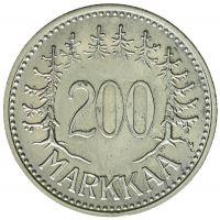 200 Markkaa