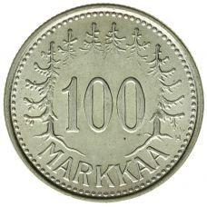 Suomi 1957 100 Markkaa KL9