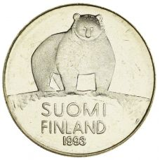 Suomi 1993 50 Penniä UNC