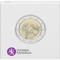 Suomi 2017 2 € Suomalainen luonto PROOF