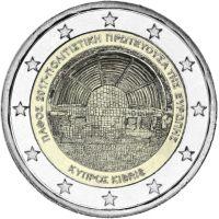 Kypros 2017 2 € Pafos - Euroopan kulttuuripääkaupunki UNC
