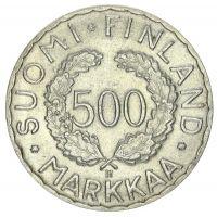 500 Markkaa