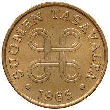 Suomi 1965 1 Penni KL9