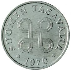 Suomi 1970 1 Penni KL9