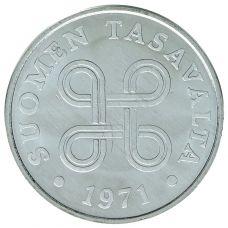 Suomi 1971 1 Penni KL9