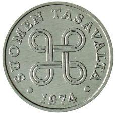 Suomi 1974 1 Penni KL9
