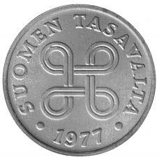Suomi 1977 1 Penni KL9