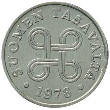 Suomi 1978 1 Penni KL9