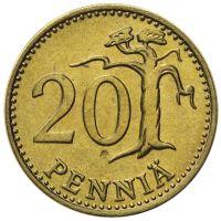 20 Penniä