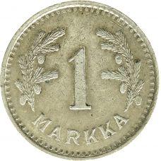 Suomi 1937 1 Markka KL6