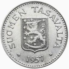 Suomi 1957 200 Markkaa KL6-7
