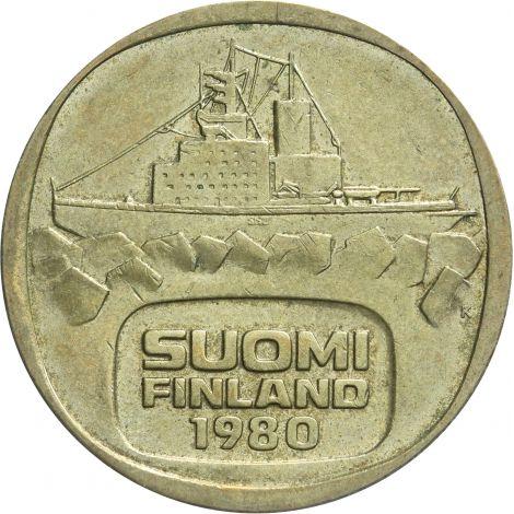 Suomi 1980 5 Markkaa KL7