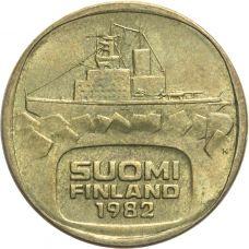 Suomi 1982 5 Markkaa KL7