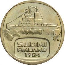 Suomi 1984 5 Markkaa KL9