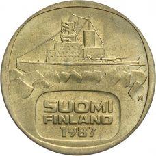 Suomi 1987 5 Markkaa KL8