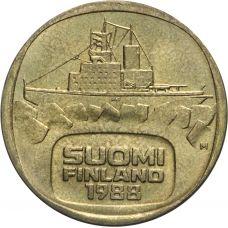 Suomi 1988 5 Markkaa KL7