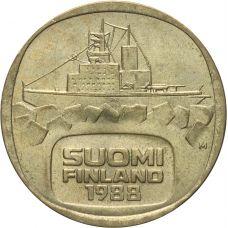 Suomi 1988 5 Markkaa KL8