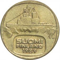 Suomi 1989 5 Markkaa KL7