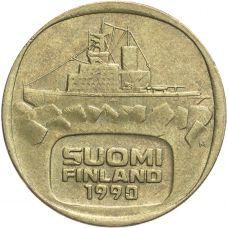 Suomi 1990 5 Markkaa KL6