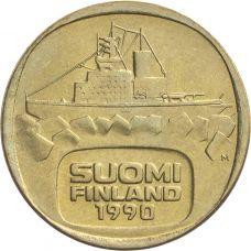 Suomi 1990 5 Markkaa KL9