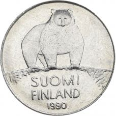 Suomi 1990 50 Penniä KL8