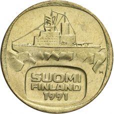 Suomi 1991 5 Markkaa KL8