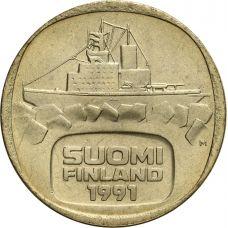 Suomi 1991 5 Markkaa KL9