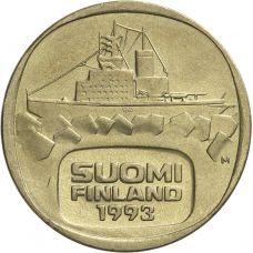 Suomi 1993 5 Markkaa KL9